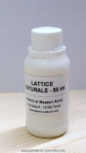 LATTICE NATURALE - 50 ml