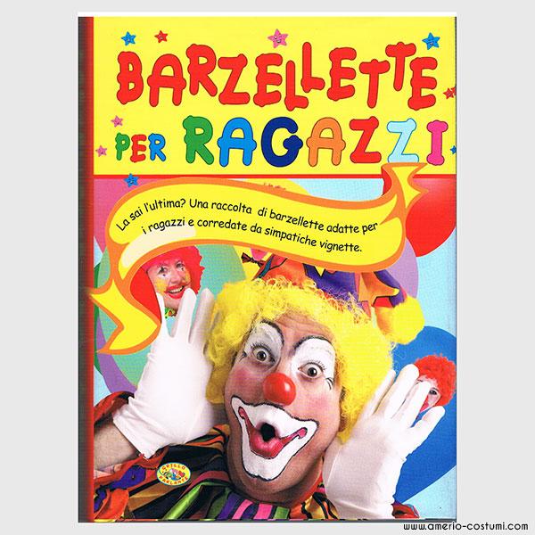 BARZELLETTE PER RAGAZZI - GRILLO PARLANTE