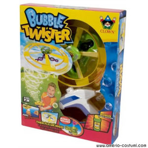 BUBBLE TWISTER