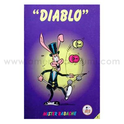 Mr. BABACHE - DIABLO - JONGLERIE DIFFUSION