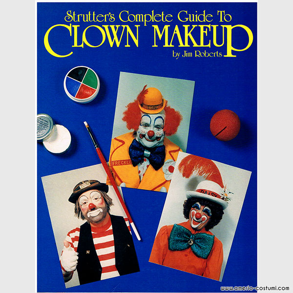 ROBERTS JIM - CLOWN MAKEUP - PICCADILLY BOOKS