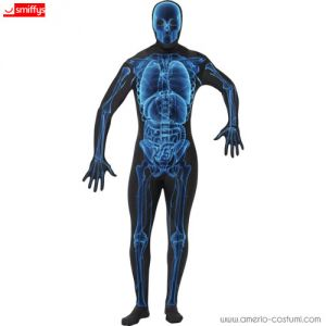 X RAY COSTUME - SECOND SKIN SUIT