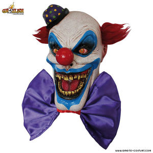 Maschera CHOMPO THE CLOWN