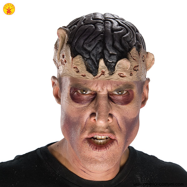 ZOMBIE BRAINS HEADPIECE