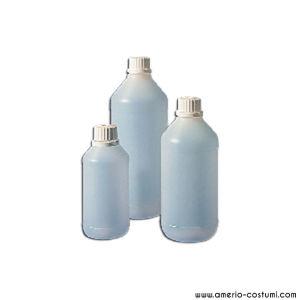 Bottiglia TONDA con tappo a sigillo - 100 cc