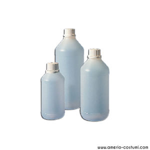 Bottiglia TONDA con tappo a sigillo - 1000 cc