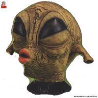 Maschera ALIENO CON LABBRA