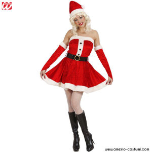 Miss Santa - Velluto