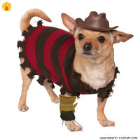 FREDDY KRUEGER™ PET COSTUME