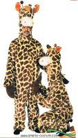 GIRAFFA Costume - Affitto