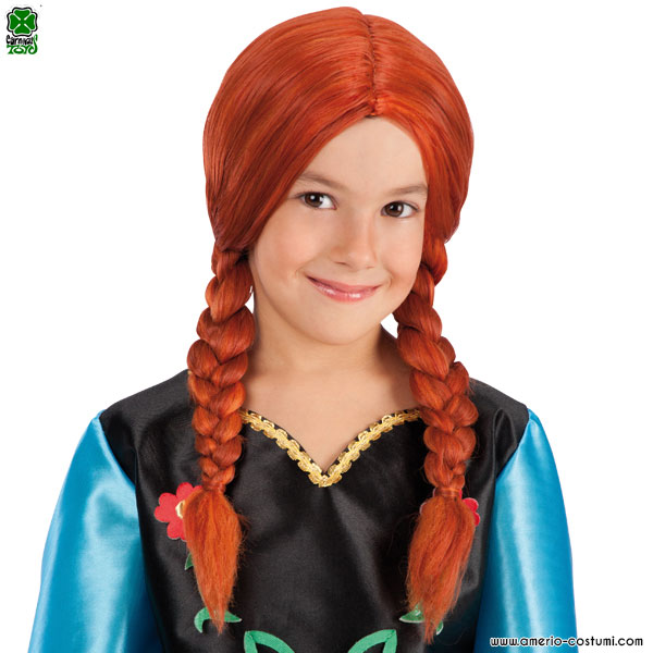 Parrucca ANNA - Bambina