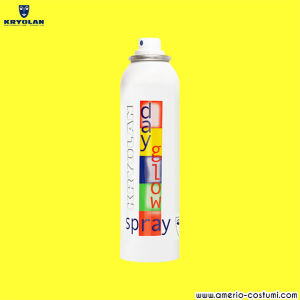 COLOR SPRAY FLUO - 150 ml - GIALLO