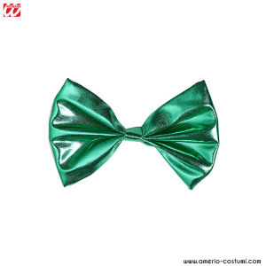 Farfallino - Verde metallizzato