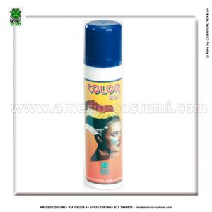 COLOR SPRAY- 100 ml - BLU