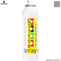GLITTER SPRAY - 150 ml - ARGENTO