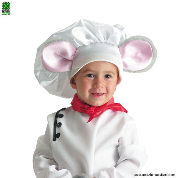 Cappello TOPO CUOCO - Bambino