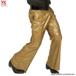 Pantaloni olografici - ORO