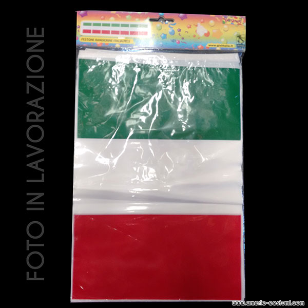 Party Banderas ITALIA - 5 m