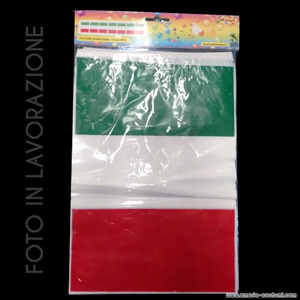 Party Flaggen ITALIEN -5 m