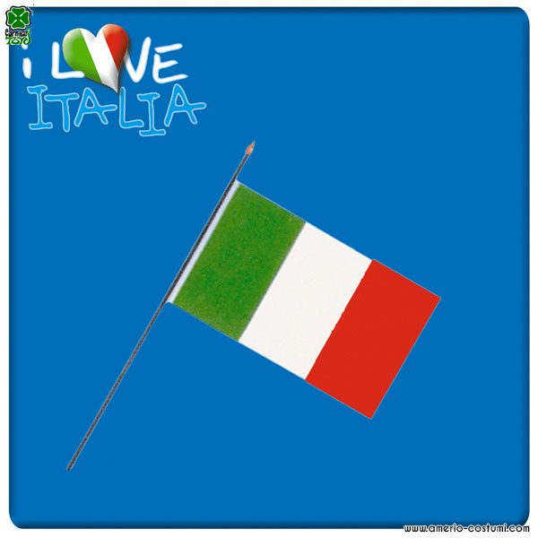Little Flag ITALY - 10x15 cm