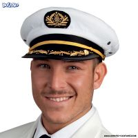 Cappello CAPITANO JONAH