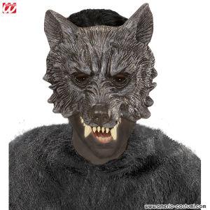 Maschera LUPO - Bambino