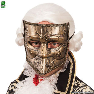 Maschera BAUTTA ORO