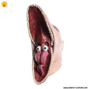 Maschera BARBABA - Beetlejuice - Adulto