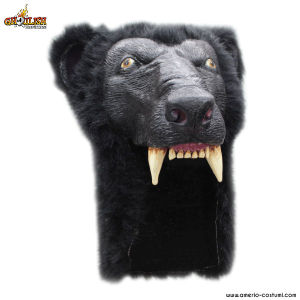Elmo BLACK BEAR