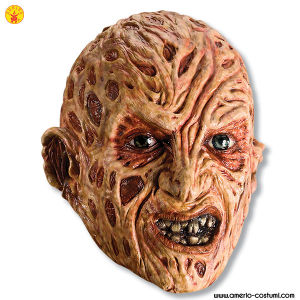 FREDDY™ FOAM LATEX MASK ADULT