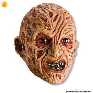 FREDDY™ 3/4 VINYL ADULT MASK