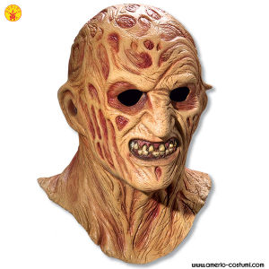 FREDDY™ OVERHEAD LATEX MASK ADULT
