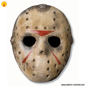 JASON™ DELUXE EVA HOCKEY MASK