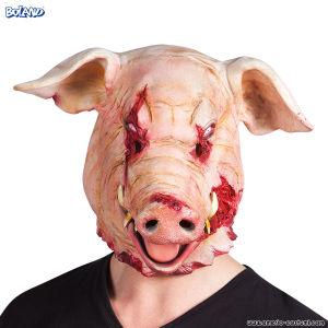 Maschera BLOODY PIG SAW HORROR