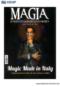 MAGIA 17 - FISM ITALY 2015