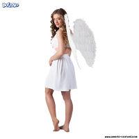 ALI ANGELO IN PIUME - 87x72 cm - Bianche