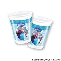 Cf. 8 Bicchieri FROZEN ICE SKATIN - 200 ml