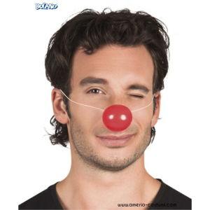 Cf. 24 Nasi Clown in plastica
