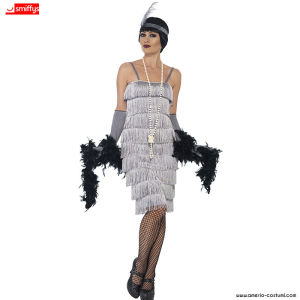 FLAPPER lungo - SILVER