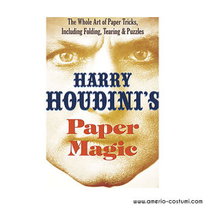 HOUDINI HARRY - PAPER MAGIC