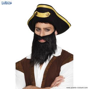 Barba Pirata - Nera