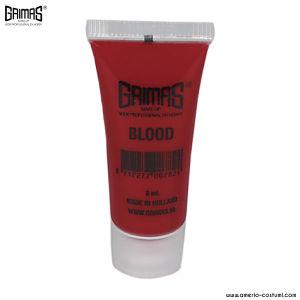 BLOOD TUBE - SANGUE IN TUBETTO