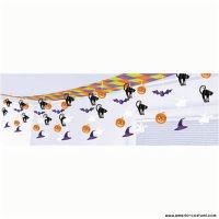100FT STRING DECORATION - CAT&PUMPKIN