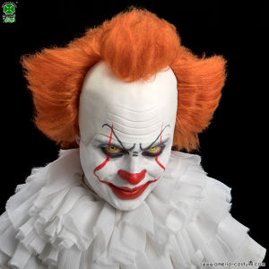 Parrucca CLOWN CATTIVO - PENNYWISE