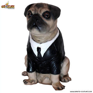 MIB: FRANK THE PUG PROP