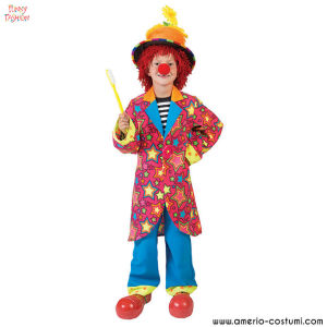 Clown SPARKLING STAR - Bambino