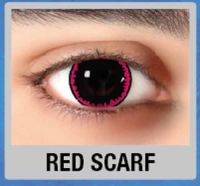 RED SCARF - 17 mm
