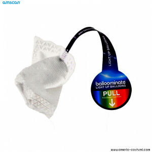 Cf. 50 LED per palloncino - LUCE MULTICOLOR