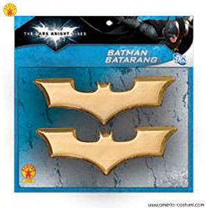 BATARANGS BATMAN in plastica