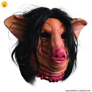 Maschera PIG - Adulto